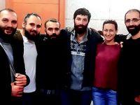 Gazetecilerden 3'ü tutuklandı, 3'ü serbest bırakıldı