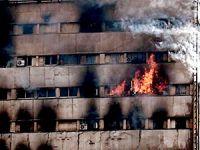İran'da tarihi bina çöktü: 30 itfaiyeci yaşamını yitirdi
