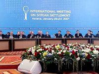 Astana başladı: Suriye'de taraflar ilk kez aynı masada