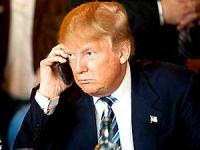 Trump ve Sisi telefonda görüştü