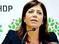 HDP'li Meral Danış Beştaş tahliye edildi