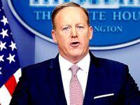 Beyaz Saray Sözcüsü Sean Spicer istifa etti