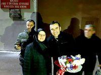 HDP'li Ferhat Encü cezaevinden tahliye oldu