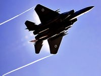 Suriye'ye ikinci hava saldırısı iddiası