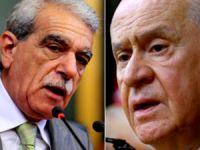 Ahmet Türk ile Devlet Bahçeli telefonda görüştü