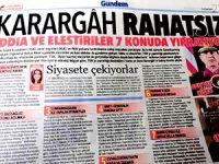 Hürriyet'in 'Karargâh rahatsız' haberine soruşturma