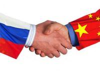 Putin: Çin'le ticaret hedefimiz, 100 milyar dolar