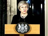 Theresa May: 'Hasta ve ahlâksız bir terör saldırısı'