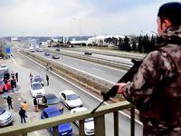 İstanbul'un giriş-çıkışları polis tarafından kapatıldı