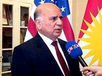 Fuad Hüseyin: ABD, Kürdistan'a desteğini açıkça beyan etti