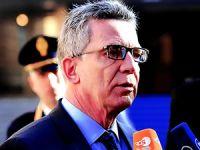 Almanya İçişleri Bakanı: Casusluğa göz yummayız