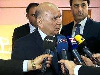 Fuad Hüseyin: Bağdat oyalıyor