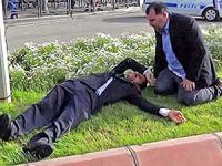 Furkan Vakfı üyelerine polis 'müdahalesi'
