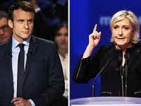 Fransa'da ilk turun galipleri Macron ve Le Pen