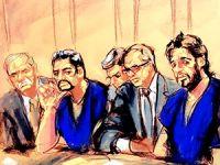 Reza Zarrab ve Mehmet Hakan Atilla hakim karşısına çıktı