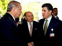 Cumhurbaşkanı Erdoğan, Neçirvan Barzani ile görüştü