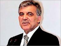 Abdullah Gül: Allah ordumuzu muzaffer etsin