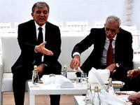 Ahmet Türk ve Sırrı Sakık'tan Gül'e taziye ziyareti