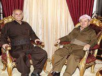 Mesud Barzani'den Goran lideri için başsağlığı