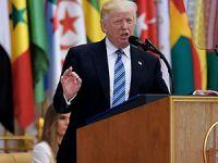 Trump İslam ülkeleri liderlerine seslendi