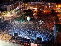 İsraillilerden iki devletli çözüm talebi