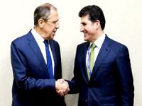 Neçirvan Barzani, yarın Rusya'ya gidiyor