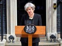 İngiltere Başbakanı May'dan Trump'a tepki