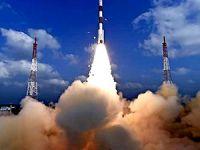 Hindistan uzaya 'Canavar' gönderdi