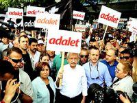 Kılıçdaroğlu 'Adalet Yürüyüşü'ne başladı