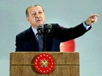 Erdoğan: Kızıl Elma hedefine doğru gidiyoruz