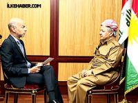 Barzani: Referanduma karşı çıkılırsa kanlı bir savaş yaşanır