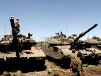 İsrail, Suriye ordusuna ait mevzileri vurdu