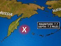 Rusya'da 7.8'lik deprem