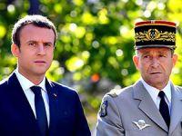 Genelkurmay Başkanı Macron ile tartışıp istifa etti