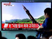 Japonya: Kuzey Kore füze fırlattı