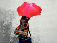 Marmara'ya gök gürültülü sağanak yağış geliyor