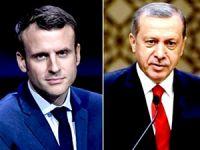 Macron'dan Erdoğan'a tutuklu gazeteci telefonu
