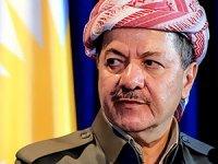Mesud Barzani'nin yeni web sitesi yayında