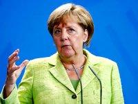 Merkel'den Afrin operasyonuna kınama