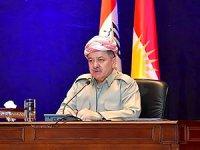 Mesud Barzani'den Afrin mesajı