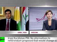 Neçirvan Barzani Russia Today'e konuştu: Erteleme yok!