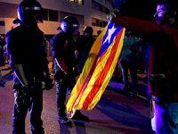 Katalan hükümetinin genel merkezine polis baskını