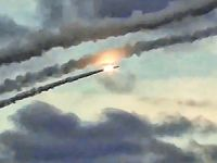Rusya denizden Fetih El Şam'ı vurdu