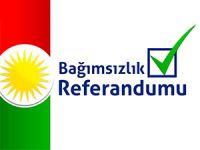 Kürdistan'da Bağımsızlık referandumu günü