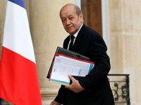 Fransa: Büyükelçiliğimiz Tel Aviv'de kalacak