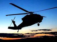 Irak ordusuna ait helikopter düştü: 7 ölü