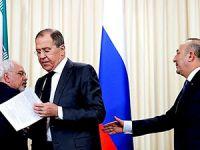 Rusya, Türkiye ve İran'dan Suriye buluşması