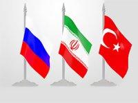 Rus basını: Türkiye, İran ve Rusya Suriye için anlaştı