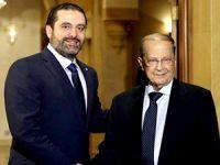'Hariri, Çarşamba günü Lübnan'da olacak'