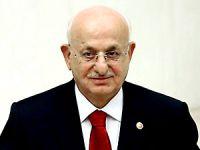 İsmail Kahraman yeniden TBMM Başkanı